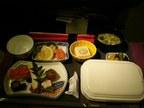 機内食@JL771