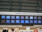 発車案内@Sydney Central station