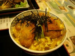 カキフライ丼@KUH