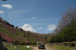 北見フラワーパラダイスは車で登山できる