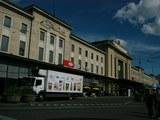 ジュネーヴ中央駅