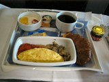 breakfast on LH712