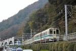 小田急20000系(RSE)と9000系@箱根湯本駅
