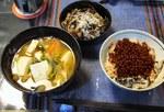 自家製いくら丼(時価w)