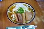 沖縄そば(大)@きしもと食堂