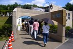 旭山動物園のペンギン館
