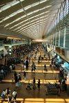 Haneda airport Terminal 2 Deperture floor