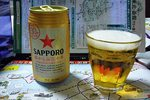 Sapporo beer for 130 years