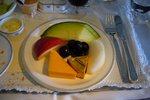 アシアナ航空ビジネスクラスの機内食