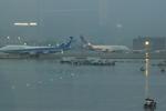 A380 1号機@NRT