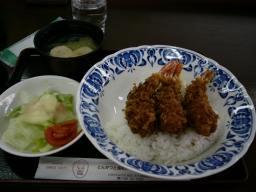 純平の海老丼