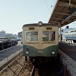 御坊駅にて