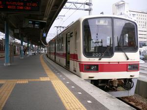 神戸電鉄2000系