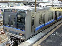 207系通勤型電車