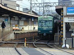 2代目京阪石山駅