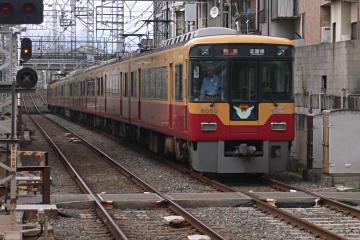 京阪8010F8060(旧色編成)の写真