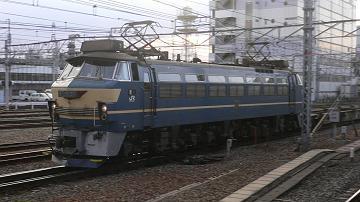 EF66 27(吹)の写真