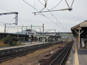 南海高野線橋本駅