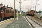 奥羽本線関根駅