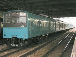 クハ201−92