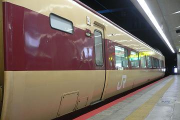 381系(国鉄色)の写真